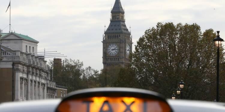 Les taxis londoniens passent au vert