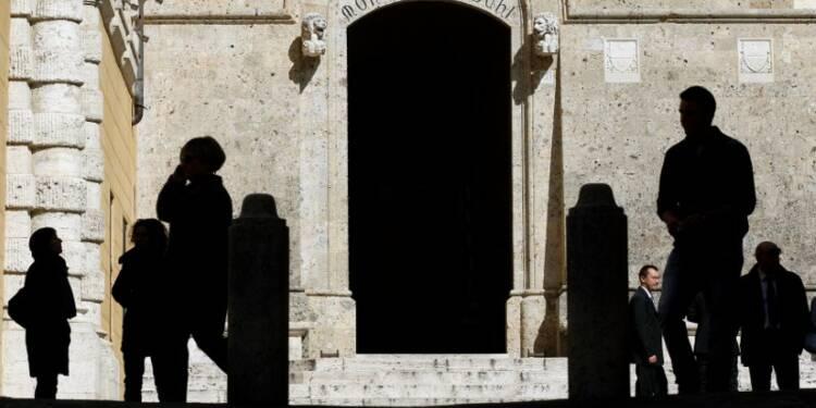 L'Italie continue de discuter avec l'UE sur Monte dei Paschi