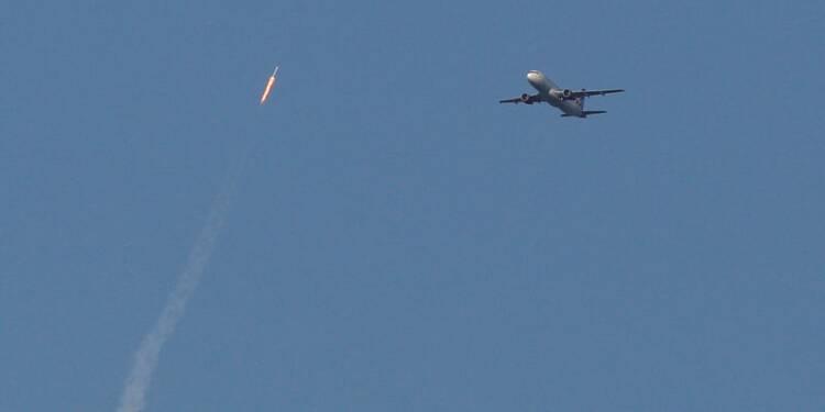 SpaceX lance pour la première fois une fusée déjà utilisée