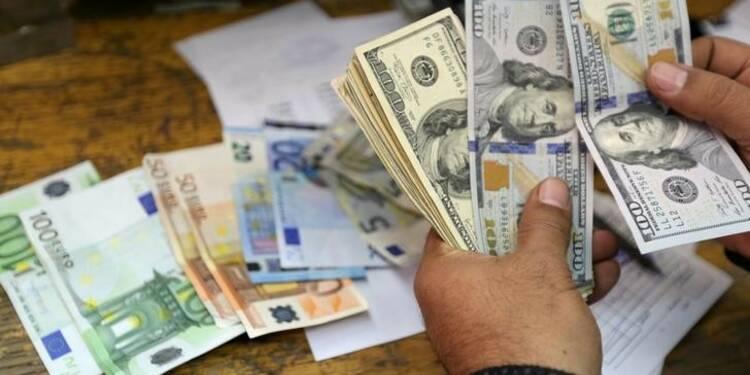 L'euro grimpe à près de 1,0870 dollar après l'échec de Trump
