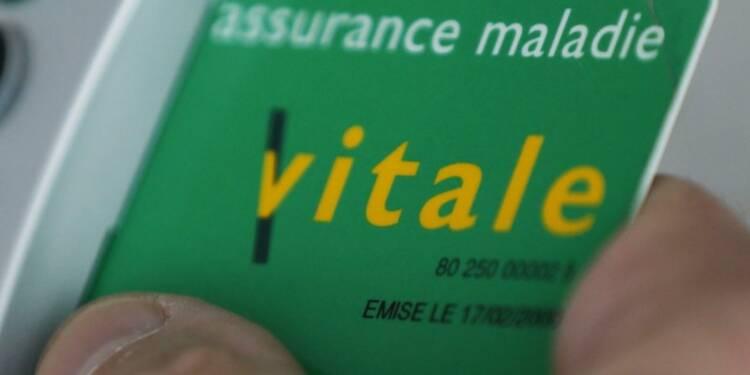Dépenses d'assurance maladie en hausse de 1,3% en février