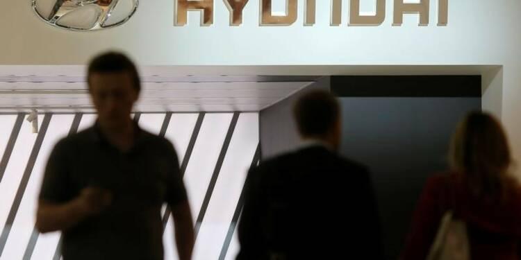 Hyundai Motor sous pression pour se réorganiser, le titre grimpe de 8,6%