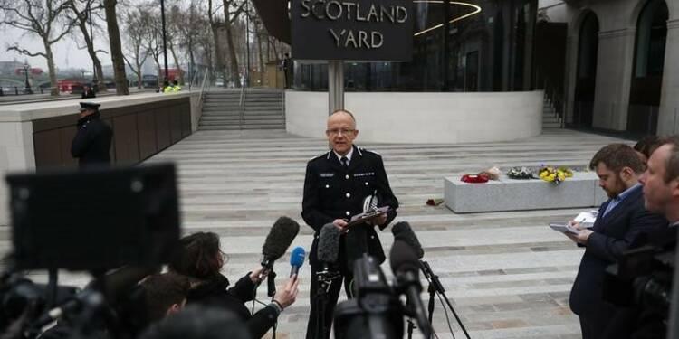 Deux nouvelles arrestations dans l'enquête sur l'attaque de Londres