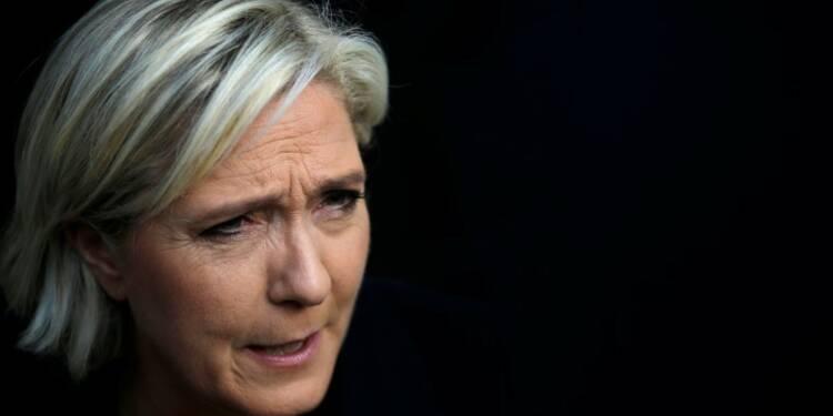 Macron et Le Pen à égalité au premier tour, selon le sondage quotidien d'Ifop-Fiducial