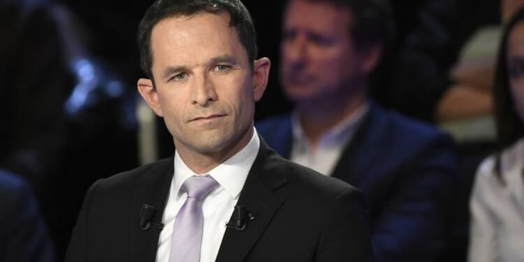 Hamon appelera à voter Mélenchon s'il perd au premier tour