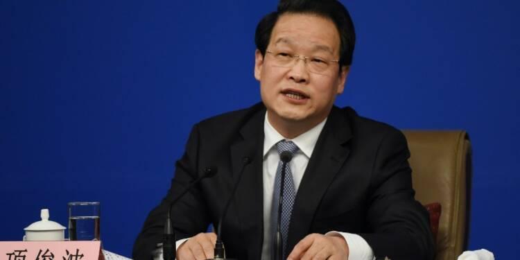 Chine: le chef du régulateur des assurances placé sous enquête