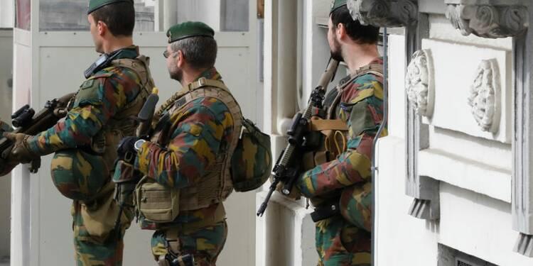 Le suspect d'Anvers inculpé de tentative d'assassinat à caractère terroriste
