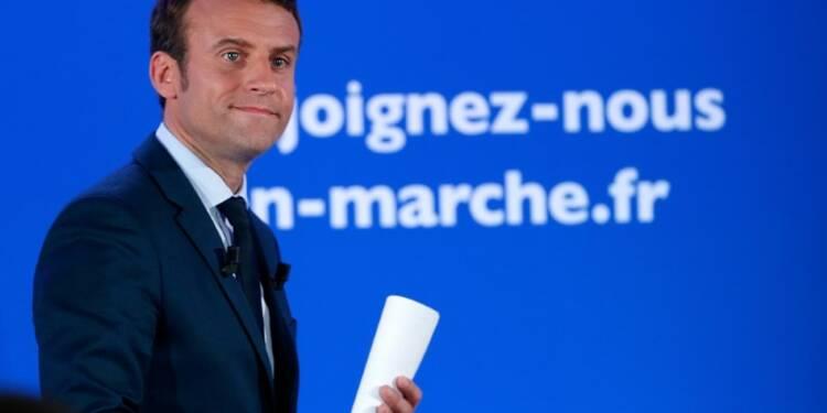Les électeurs de Macron de plus en plus sûrs de leur choix, selon un sondage Ipsos-Sopra Steria Cevipof