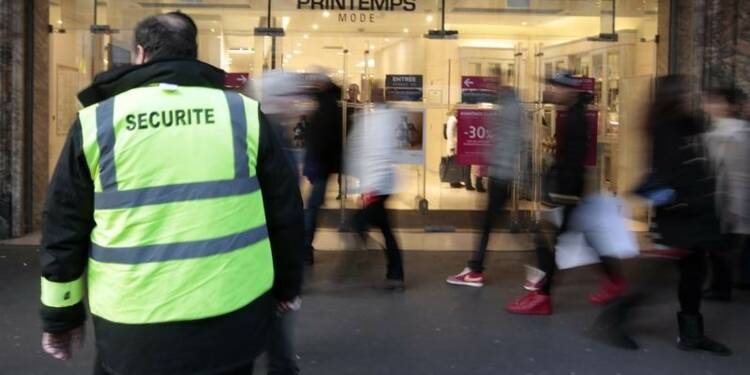 Les attentats ont renforcé le marché de la sécurité en France