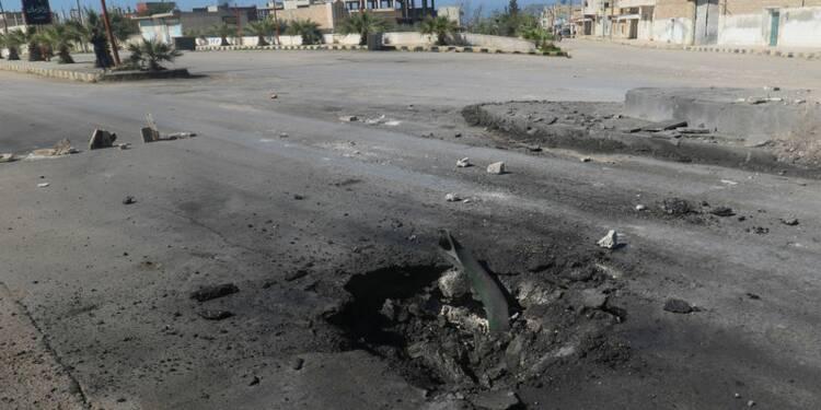 Attaque meurtrière au gaz dans un secteur rebelle en Syrie
