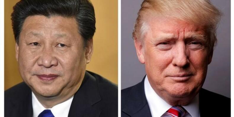 """Trump promet à Xi Jinping une rencontre """"très difficile"""""""
