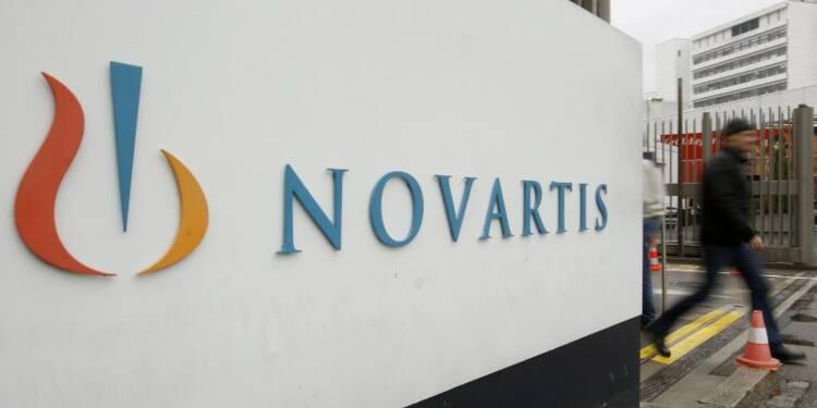 Novartis contrarié avec le serelaxin, le titre baisse