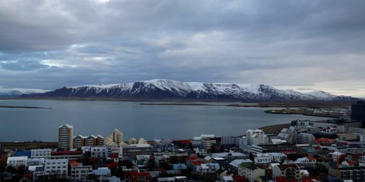 L'Islande envisage d'arrimer sa couronne à l'euro