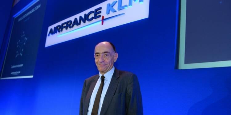 Le PDG d'Air France-KLM a gagné un demi-million d'euros en 2016