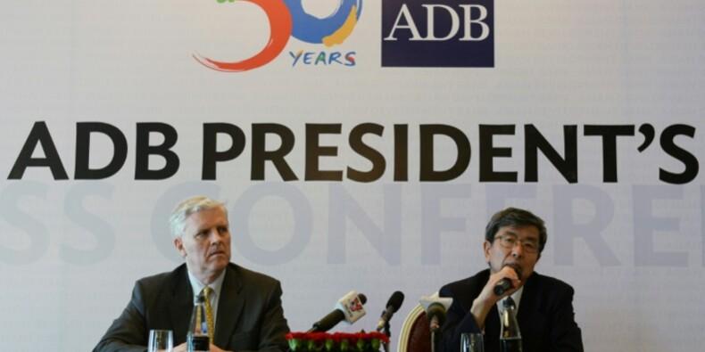 """La Chine doit """"accélérer"""" ses réformes, avertit la BAD"""