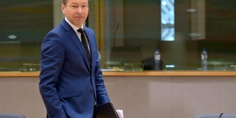 Le patron de l'Eurogroupe au coeur d'une vive polémique