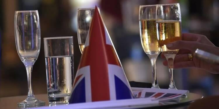 Les ventes de champagne ont reculé avec le Brexit et la France