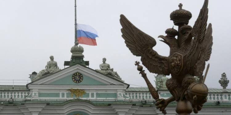 A Saint-Pétersbourg, des touristes résignés face aux attentats