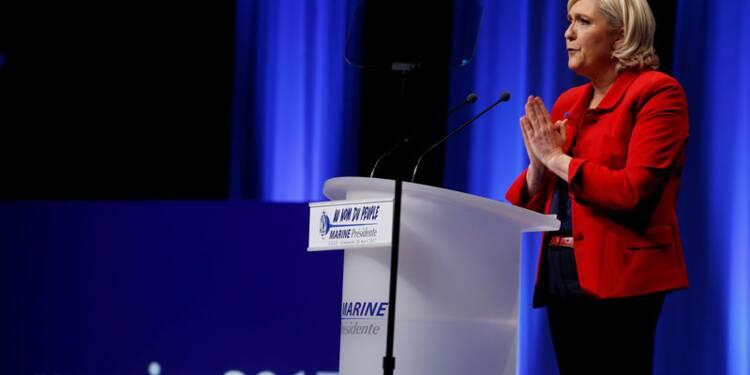 Le Pen prédit la mort prochaine de l'Union européenne