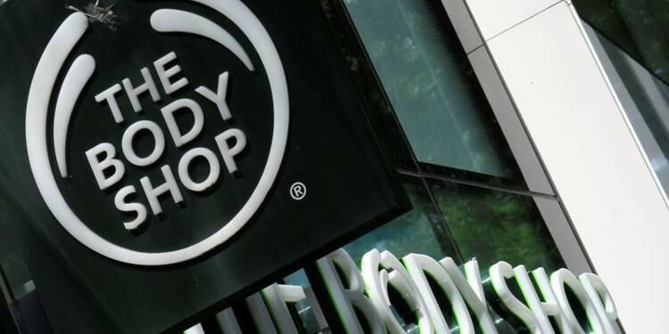 Le sud-coréen CJ Corp envisage une offre sur The Body Shop