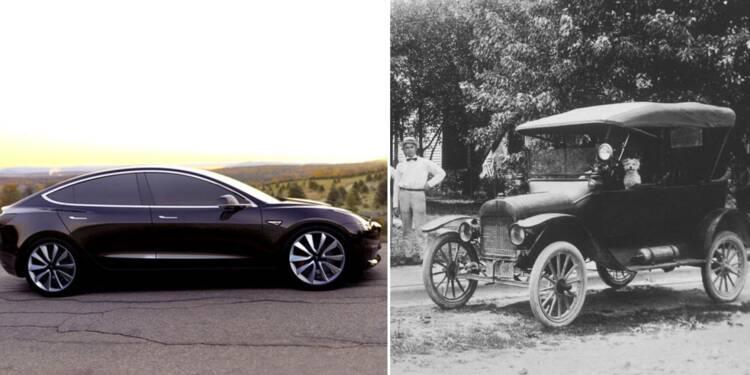 Ford vs Tesla : quand la vieille industrie se fait doubler en Bourse