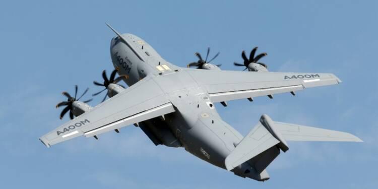 Longues négociations liées à l'A400M à venir entre Airbus et les Etats