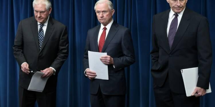 """Washington veut limiter un visa de travail qui """"discrimine"""" les Américains"""