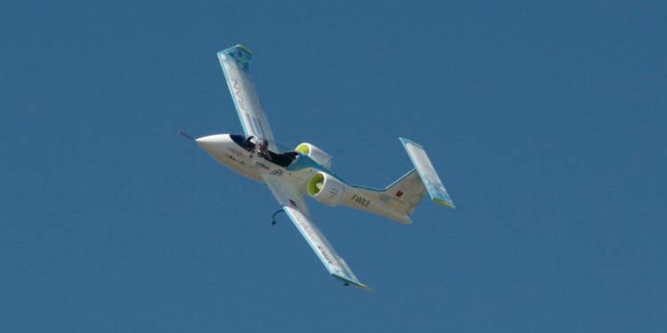 Airbus abandonne son projet stratégique d'avion 100% électrique E-Fan