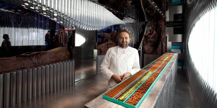 Patrick Roger, le nouveau roi du chocolat