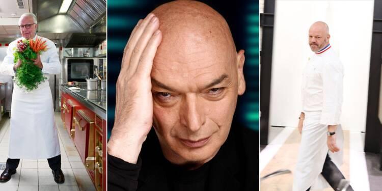 Etchebest, Soulages, Wilmotte... les créatifs français les mieux payés