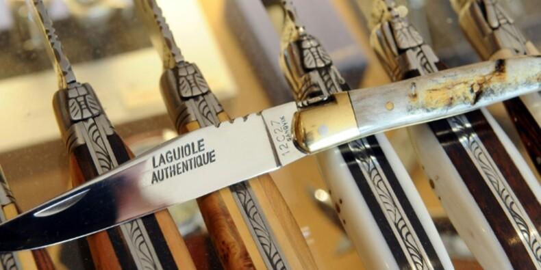 Merci l'Europe ! Laguiole conserve l'exclusivité de sa marque pour ses couteaux