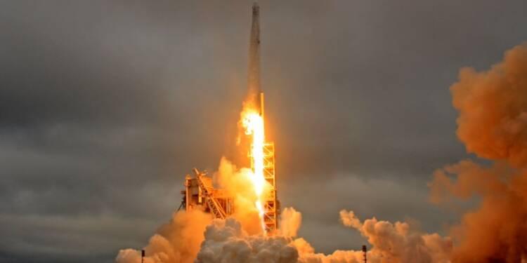 SpaceX va lancer une fusée déjà utilisée