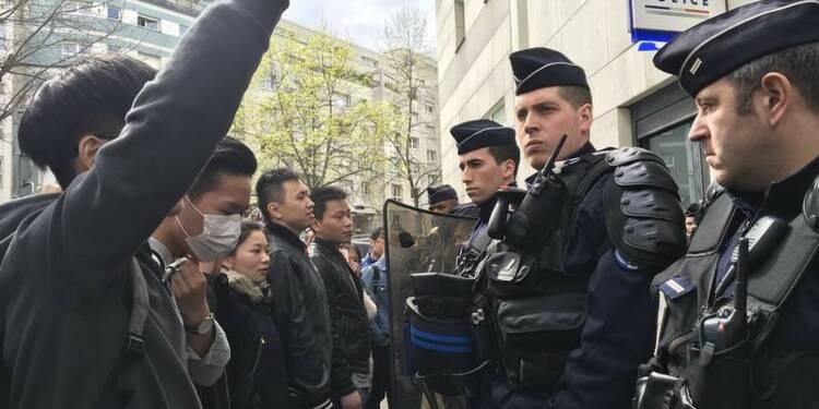 La famille du Chinois tué à Paris se dit dans l'incompréhension