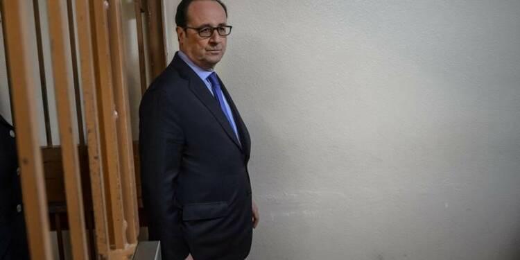 Hollande confirme la présence à Anvers d'un suspect français