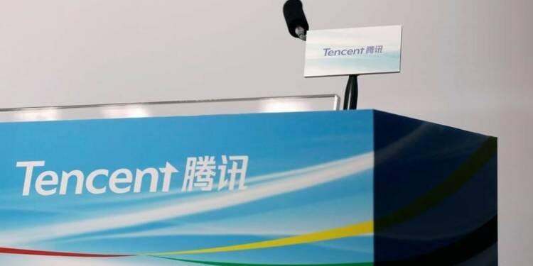 Le chinois Tencent entre au capital de Tesla