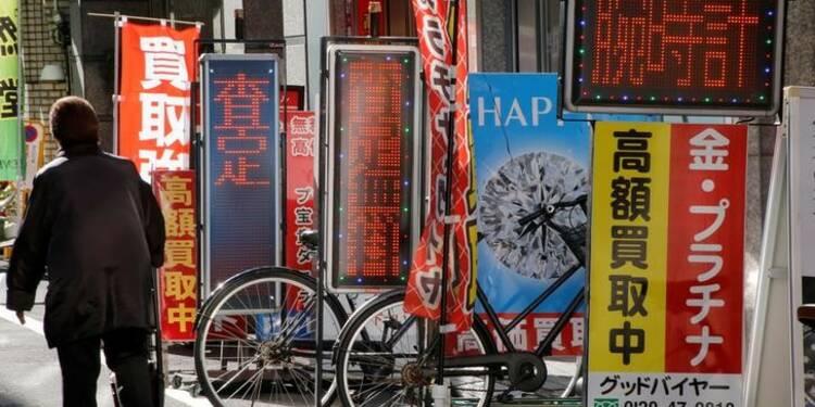 L'inflation se redresse un peu au Japon
