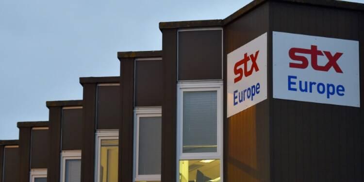 Les chantiers navals STX vont passer sous pavillon italien