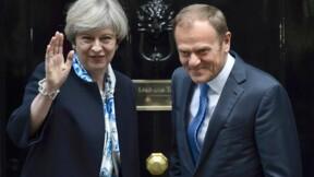 Première rencontre May-Tusk depuis la lettre de divorce, Gibraltar au menu