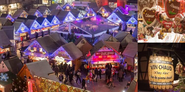 Les 15 marchés de Noël qui attirent les foules
