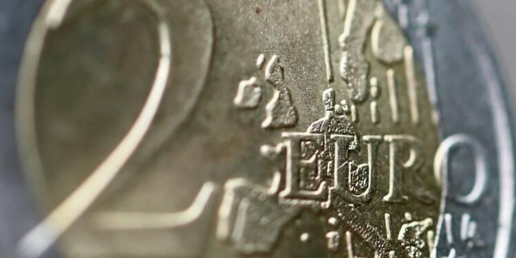 L'excédent courant de la zone euro au plus bas d'un an en janvier