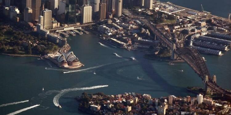 L'Australie réduit le taux d'imposition des PME à 25%