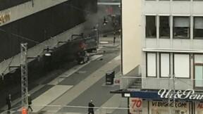 Stockholm : le conducteur du camion-bélier arrêté (police suédoise)