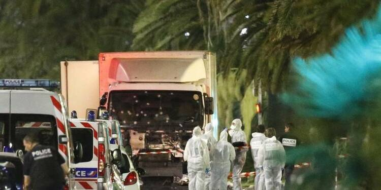 Information judiciaire sur la sécurité après l'attaque de Nice