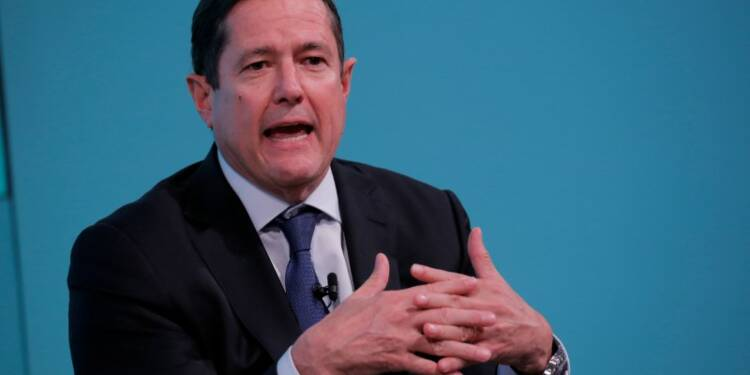 Barclays réprimande son DG dans un dossier de lanceur d'alerte