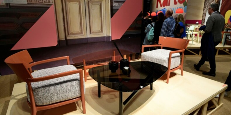 Salon du meuble de Milan: Kartell ou l'innovation permanente