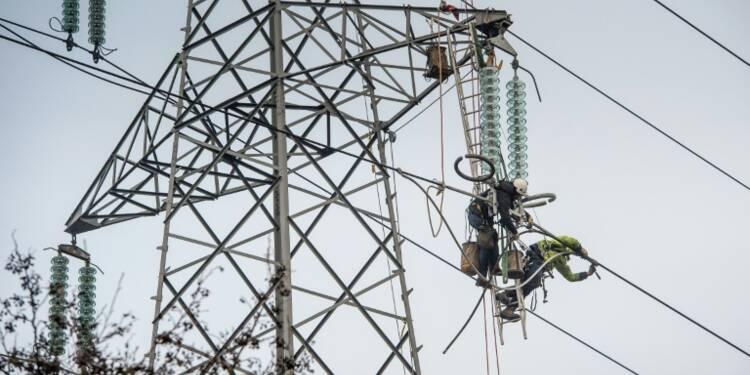 EDF a finalisé la cession partielle de sa filiale de réseau RTE