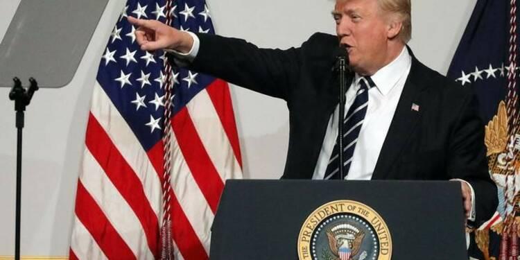 Trump sera au sommet de l'Otan, confirme la Maison blanche