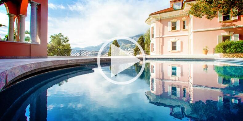 Découvrez cette villa exceptionnelle mise en vente 90 millions d'euros !