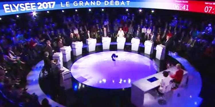 Débat du 4 avril : Macron, Lassalle, Fillon, Poutou… Qui avez-vous trouvé le plus convaincant ?
