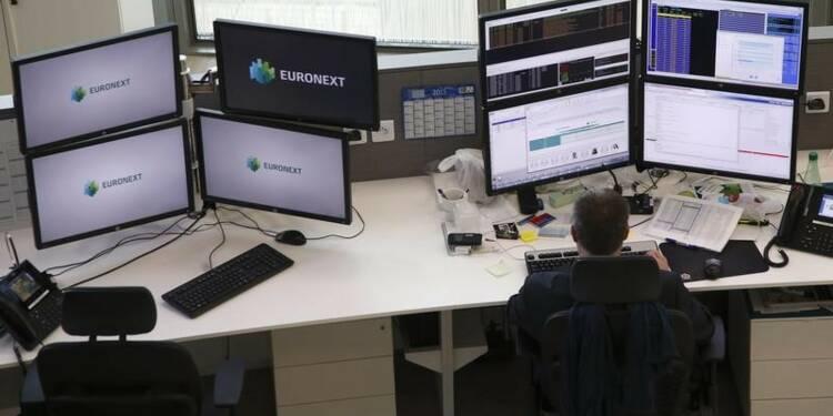 Euronext s'allie à ICE pour des services de compensation